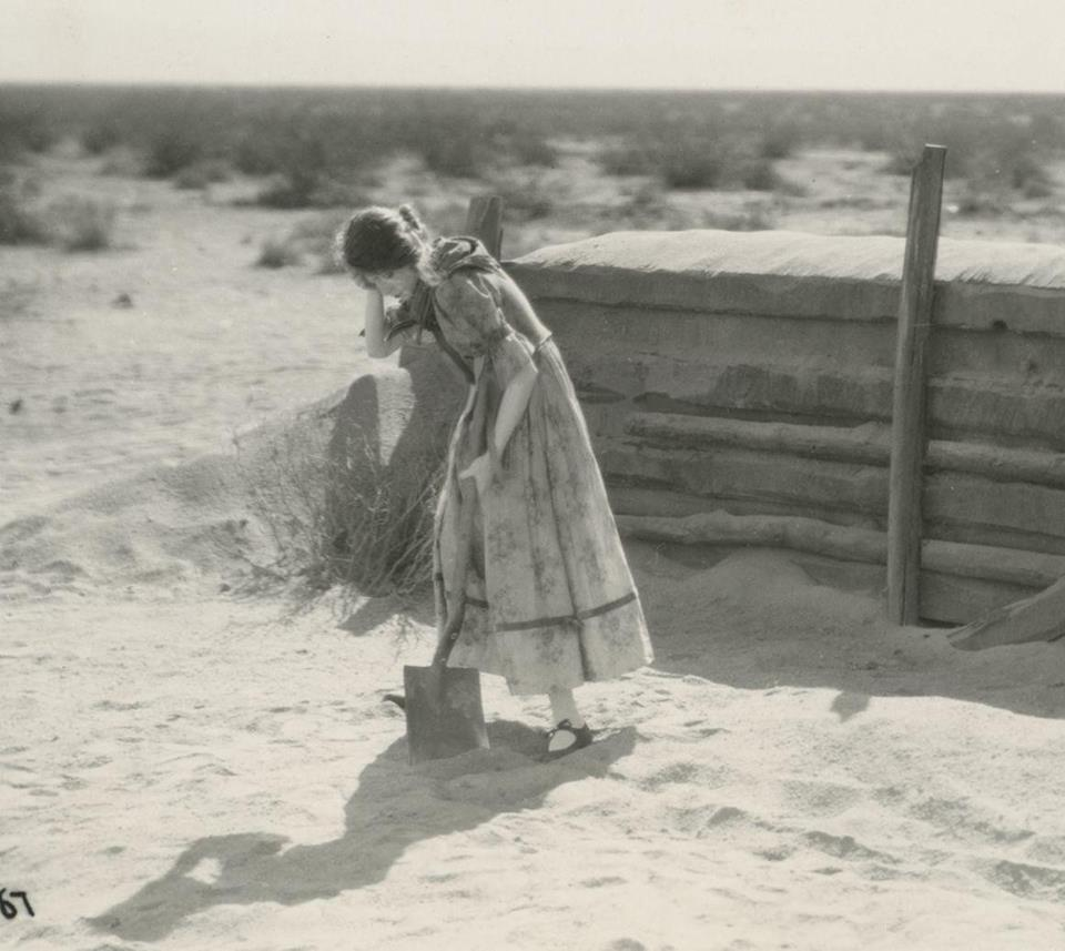 A Picture That Was No Picnic – Motion Picture Magazine, 1927
