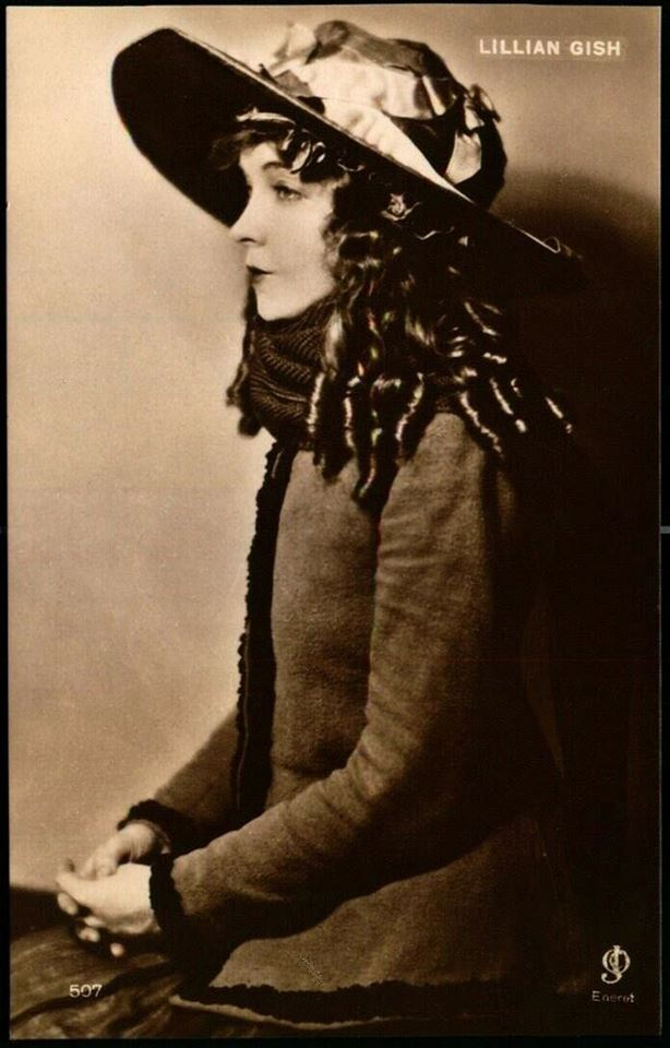 Lillian Gish 1922 - Picture Play (Street and Smith) Cover Source Photo