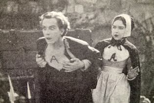 The Movies Mr. Griffith and Me (03 1969) - The Scarlet Letter 1926 — with Lars Hanson and Lillian Gish5.