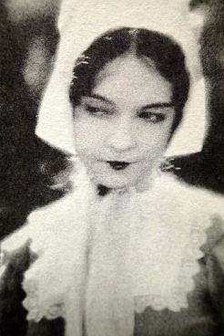 The Movies Mr. Griffith and Me (03 1969) - The Scarlet Letter 1926 (Hester Prynne) — with Lillian Gish.