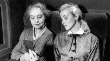 Miss Lillian Gish and Eva Marie Saint - The Trip To Bountiful