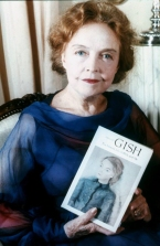 miss lillian gish in her new york apartment, photographed in 1972 by allan warren k