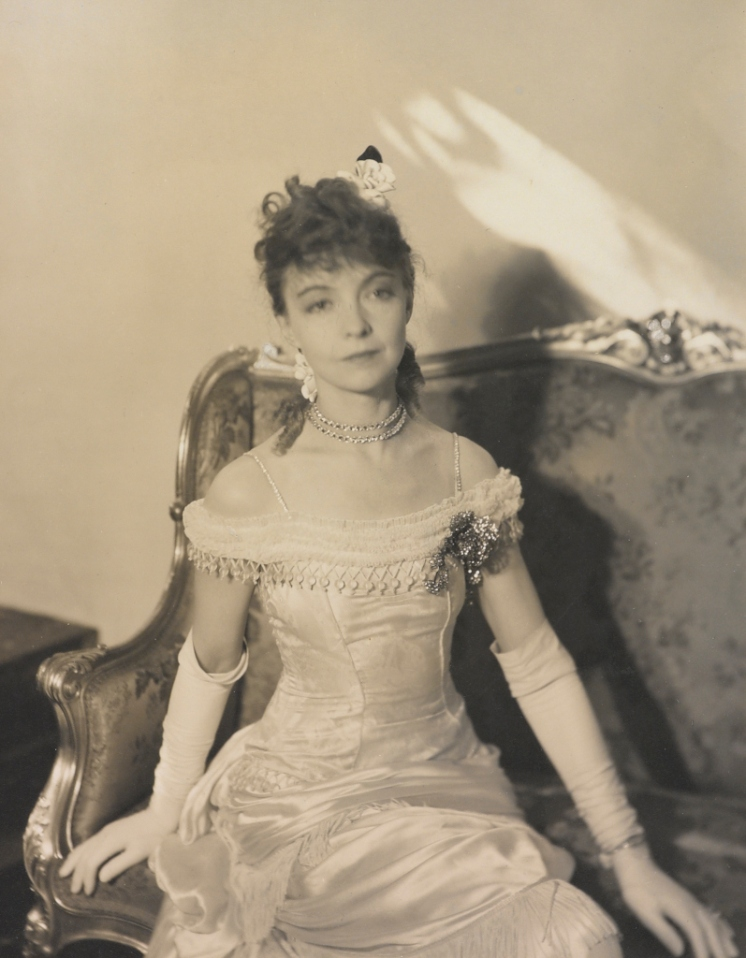Laura Gilpin (1891-1979); Lillian Gish as Camille. Central City, Colorado; 1932; Gelatin silver print; Amon Carter Museum of American Art, Ft Worth, Texas; Bequest of the Artist; P1979.140.309