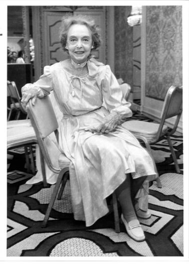 Lillian Gish in the 80's 3