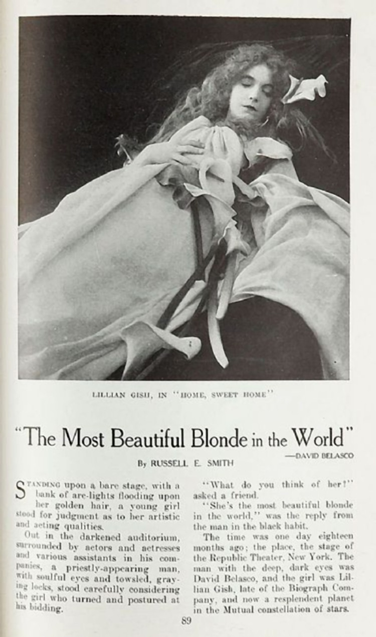 Promotional for Home Sweet Home - 1914